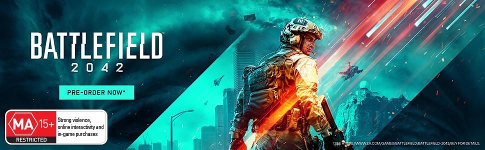 Battlefield 2042 Banner