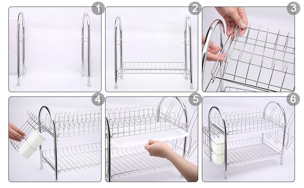 rack for kitchen