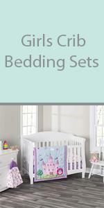 girls crib bedding sets