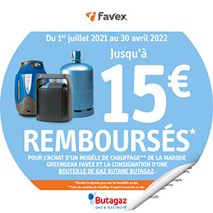 Offre Chauffage d appoint favex