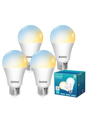 CW smart light bulbs