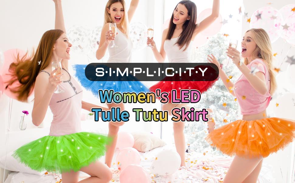 tutus for women