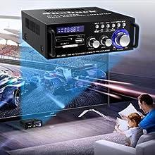 amplifier home audio