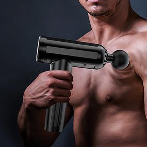 deep muscle massager gun