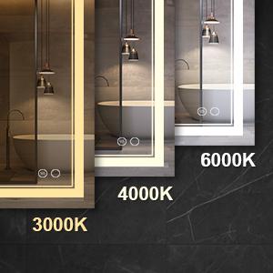 3000-4000-6000K
