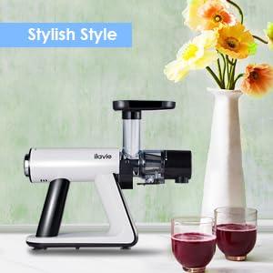 masticating juicer-stylish style