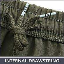 Internal Drawstring