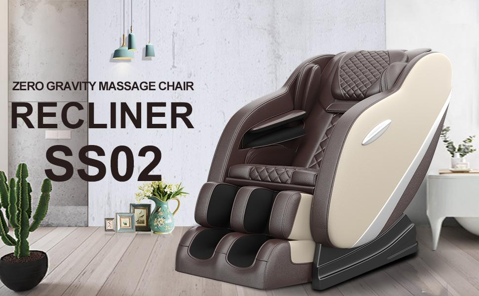 Real Relax Massage Chair SS02