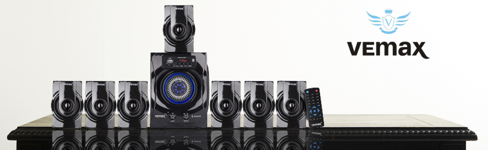 SPN-BFC Home Theater System