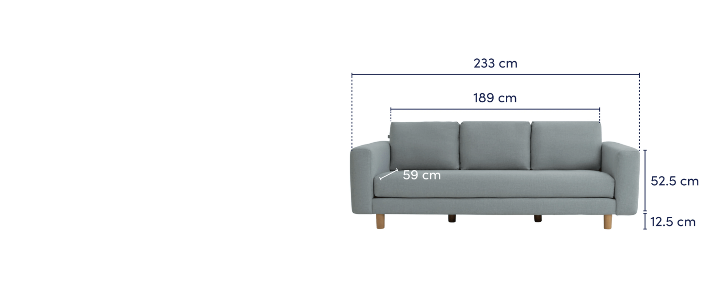 floor couch seating