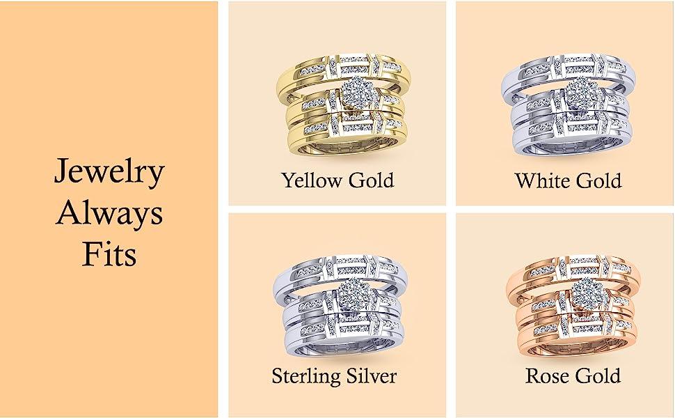 gold variation
