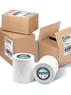 500 Labels × 2 Roll