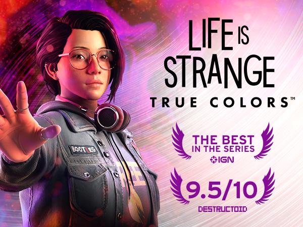 Life is Strange True Colors Accolades asset