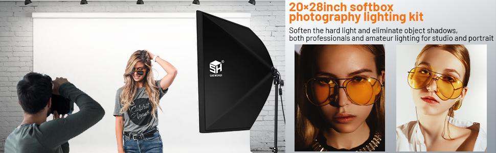 studio lights for photography lights for videos professional lighting softbox lighting kit