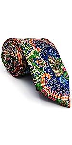 Multicolor Ties for Men