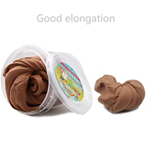 brown air clay
