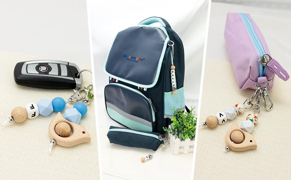 Backpack Name Tag
