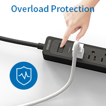 Overload Protected Switch