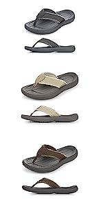 men flip-flops