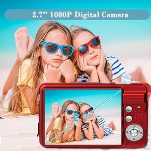 2.7'' 1080P Digital Camera