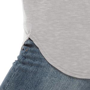 stretchy comfy soft basic tshirts for women