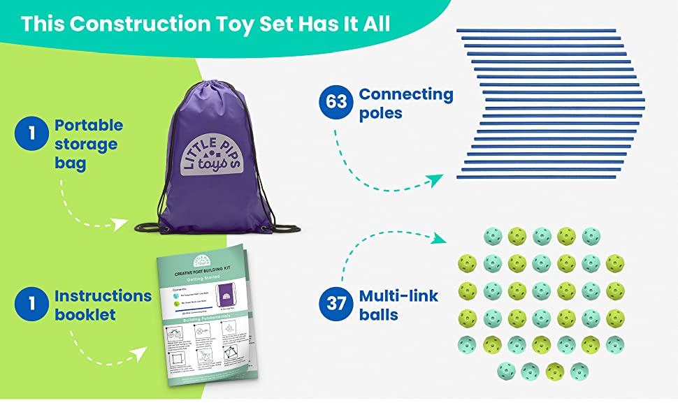 This Construction Toy Set Has It All