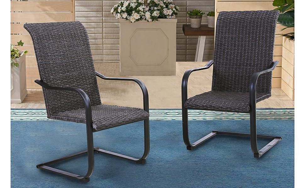 cooler wicker rattan chair