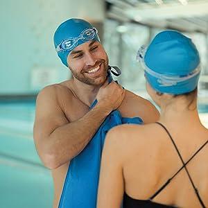 Sporthandtücher für Schwimmer, Sporthandtuch leicht, Mikrofaser Handtuch, Microfaser Handtücher