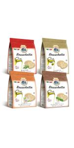 Brushetta Variety 4-pack