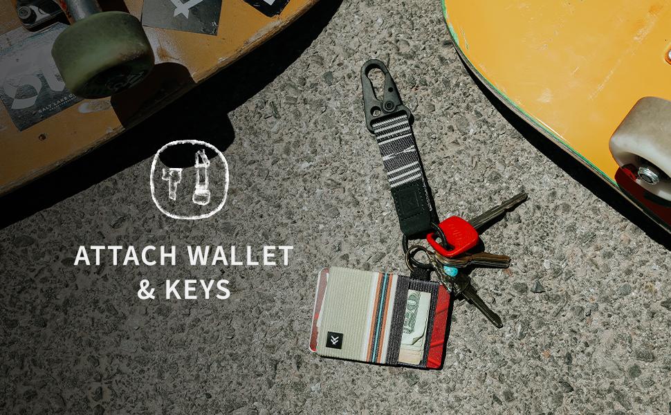keychain clip, keys, keychain