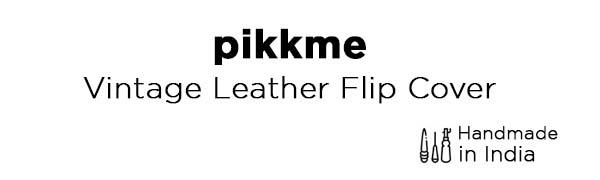 Pikkme Vintage Flip Cover