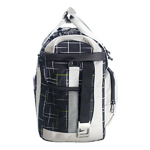 lunch box mesh pocket for water bottle holder