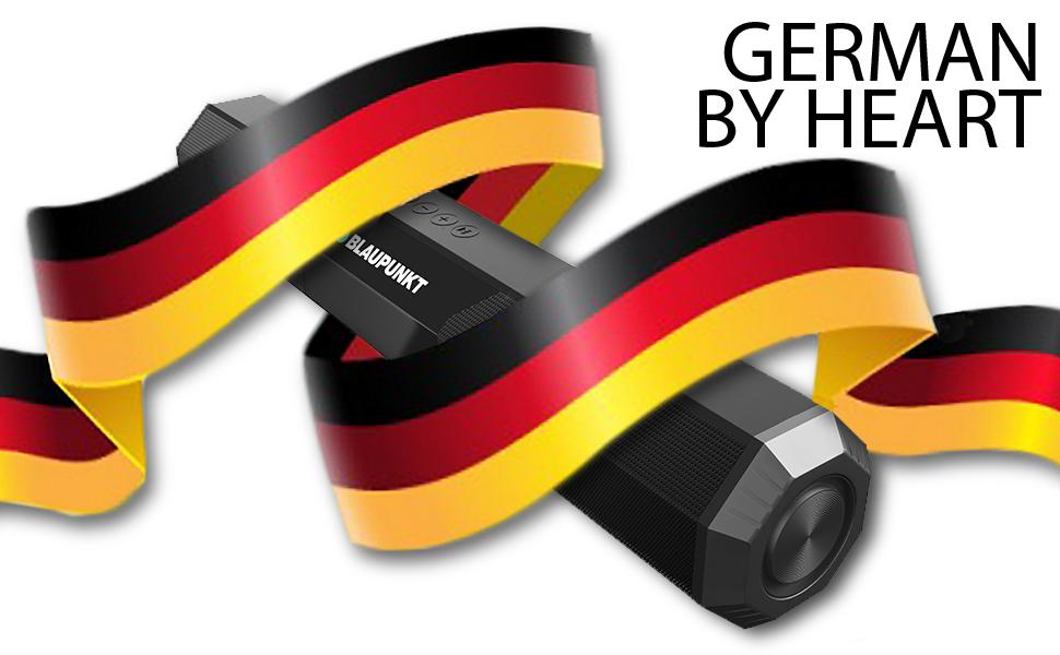 german by heart