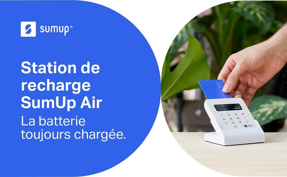 Station de recharge SumUp Air