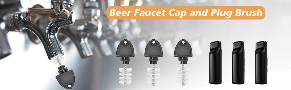 Beer Faucet Cap Beer Faucet Brushes
