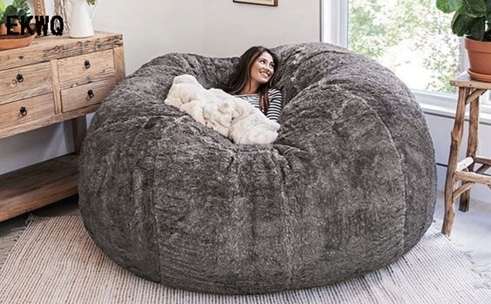 Bean Bag Chair cover ,with Microfiber Cover