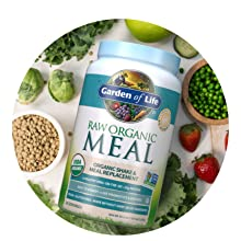 Raw Organic Meal provides whole food nutrition
