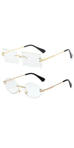 oval rectangle sunglasses