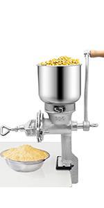 Cast Iron Corn Grinder