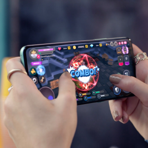Perfect phone for gaming