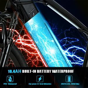 36V 10.4Ah Battery