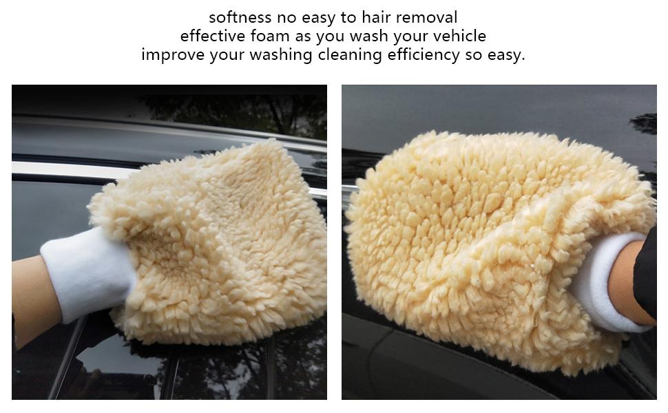 Car Wash Mitts