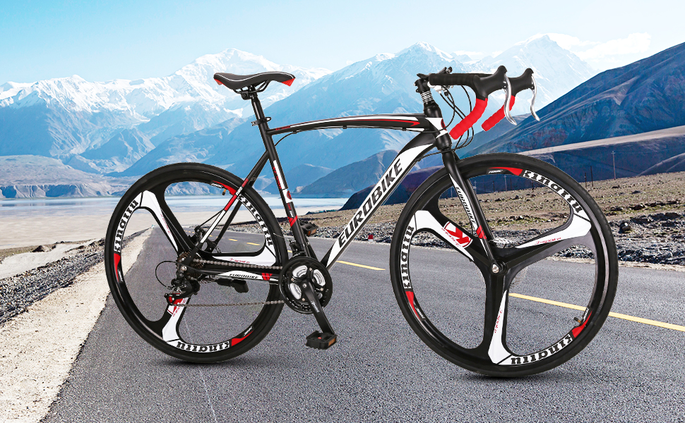 XC550 54 Cm 3 Spoke Wheel Road bike
