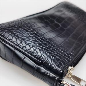 crocodile shoulder bag;handbag;clutch purse;crocodile bag