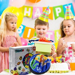 dart board birthday gifts for boys girls dinosaur party supplies