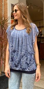 flattering blouses for women
