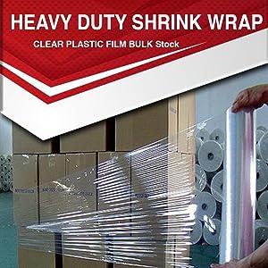 Plastic Film Shrink Wrap