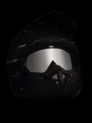 COMPATATIBLE WITH HELMET