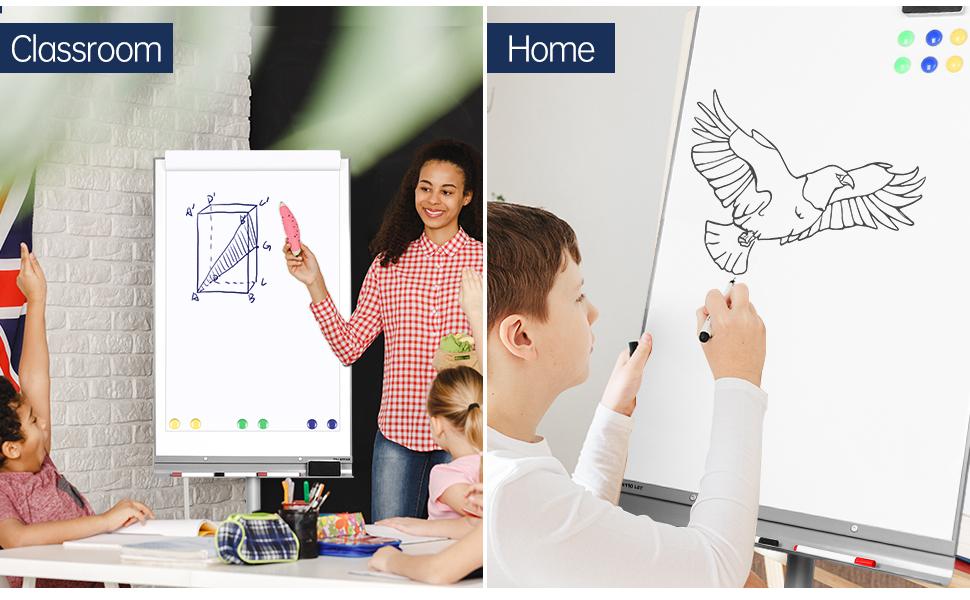 classroom & home