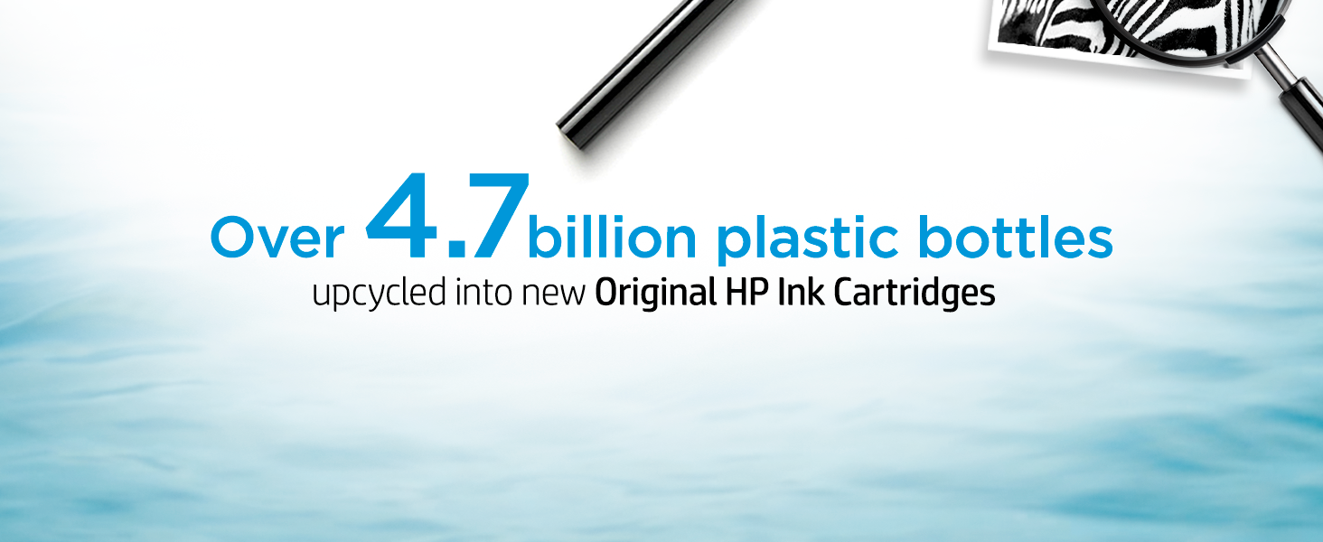 original hp ink sustainable printing recycling upcycling cartridges